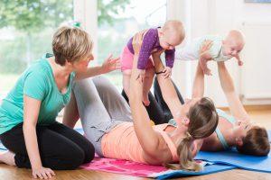 Schwangerenrückbildung